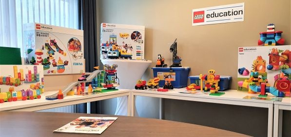Toonzaal Kinderspel LEGO Education