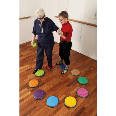 Gonge Tactile Discs - play materials