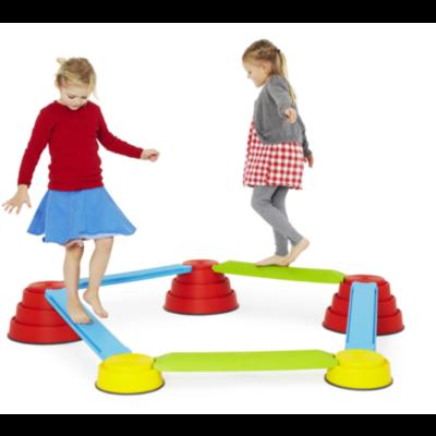 Gonge Build 'n Balance Intermediate set