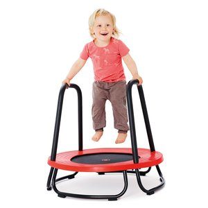Gonge baby trampoline with handle