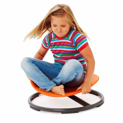 Gonge Carousel sit and spin dish