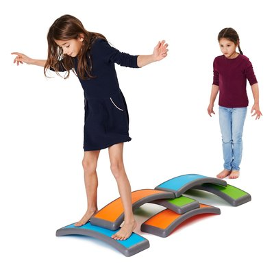 Gonge Arches  3 bogen -  Wiebelplank set voor kinderen