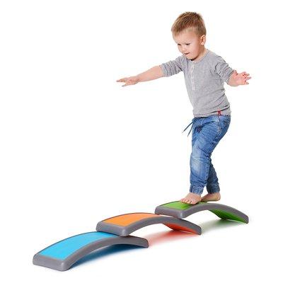 Gonge lot 3 Arches - planches d'équilibre enfant