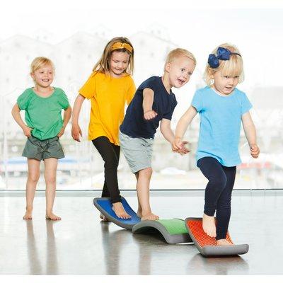 Gonge Lot 3 Arches - Planche equilibre enfant
