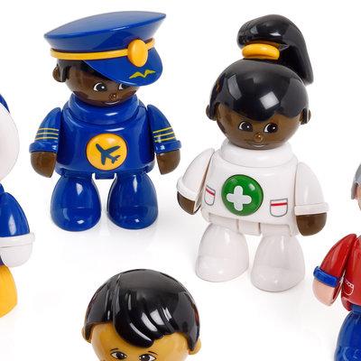 # LEGO DUPLO Leute und Berufe