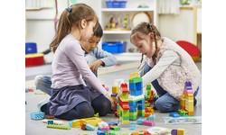 School toys for nursery