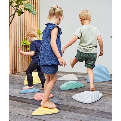 Gonge Balanciersteine für Kinder - Vorteilset 11 Stück (oder 9 Stück in Pastelltönen)
