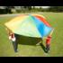 Gonge Schwungtuch Kinder - Regenbogen Fallschirm