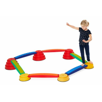 Gonge Build 'n Balance Tactile set