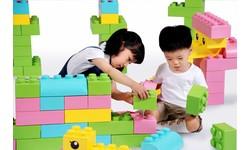 Soft play bricks