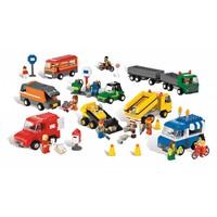 LEGO®  Education Voertuigenset