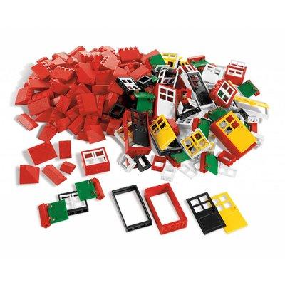 LEGO®  Education Deuren, Ramen en Dakstenen