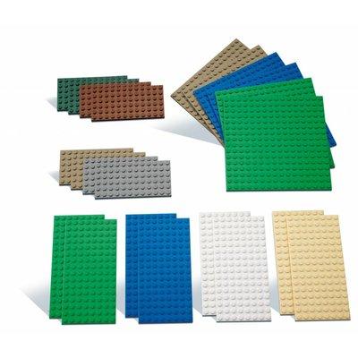 LEGO®  Education Kleine LEGO Bouwplaten