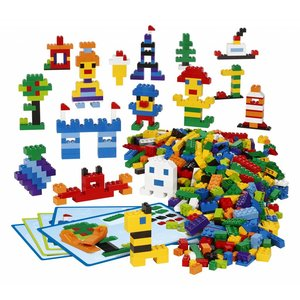 LEGO Education Creatieve LEGO® stenenset