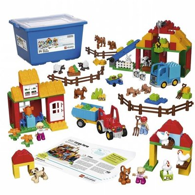 LEGO®  Education LEGO DUPLO La Ferme