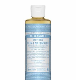 Dr. Bronner DR. BRONNER MAGIC SOAP FLÜSSIGSEIFE BABY-MILD - 240ml