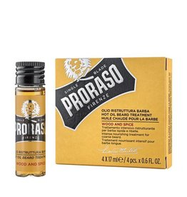 Proraso PRORASO- HEISSES BART ÖL