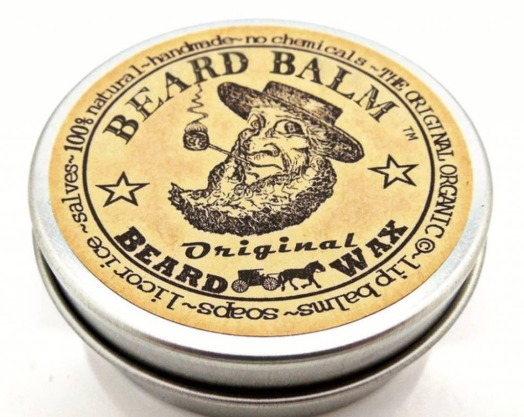BARBER TRENDS NATURAL BEARD BALM - 60ml