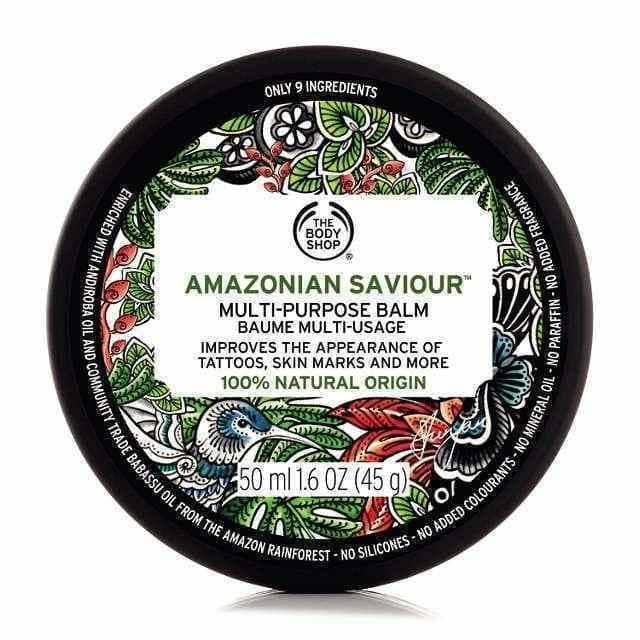 Body Shop AMAZONIAN SAVIOUR MULTI PURPOSE BALM