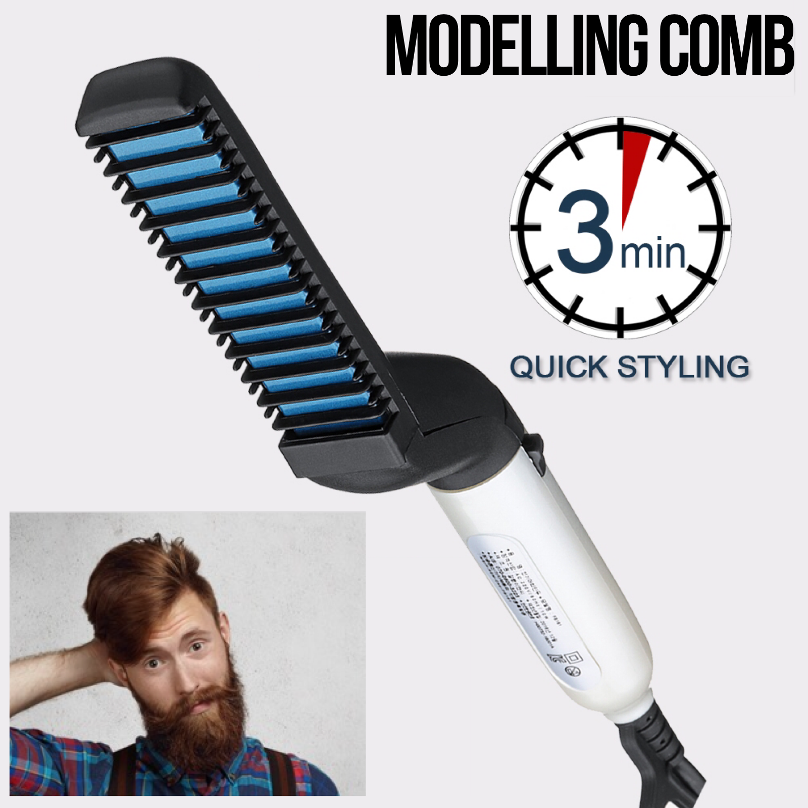 M-STYLER M-STYLER MODELLING COMB