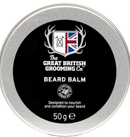 THE GREAT BRITISH GROOMING CO. GREAT BRITISH GROOMING BEARD BALM