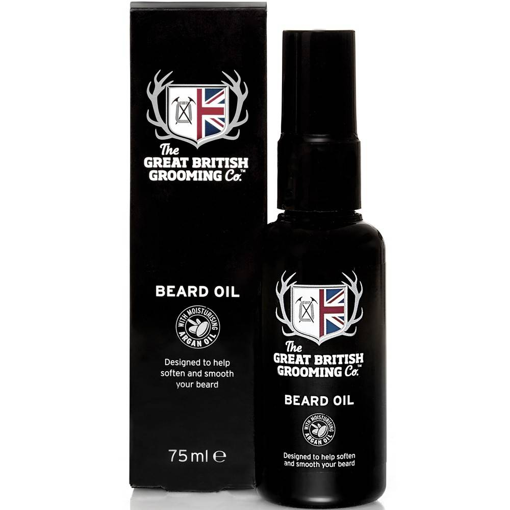 THE GREAT BRITISH GROOMING CO. THE GREAT BRITISH GROOMING - BEARD OIL - 75ml