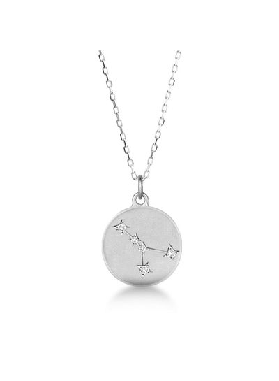 Adamarina Cancer Necklace