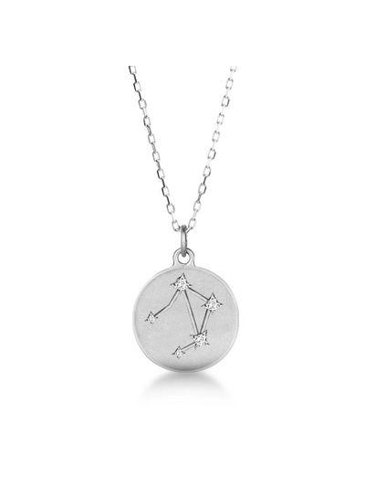 Adamarina Collar Constelación Libra