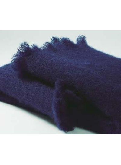 Adamarina Scarf Mohair - Night Blue