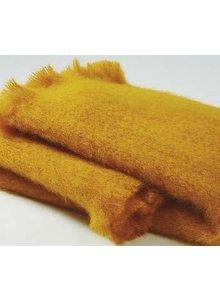 Adamarina Scarf - Ochre Yellow