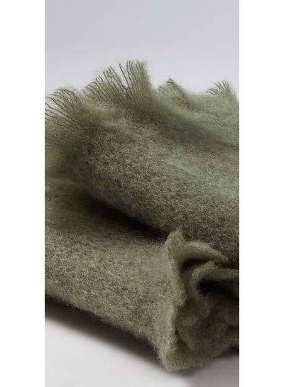Adamarina Scarf Mohair - Wood Green