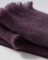 Adamarina Scarf - Powder Purple  (683)