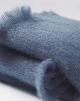 Adamarina Schal - Blau Grau