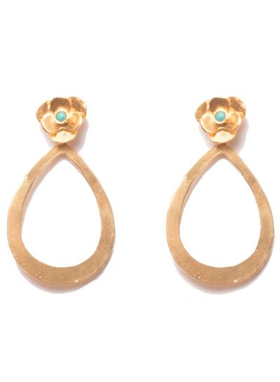 Adamarina Indra Earrings