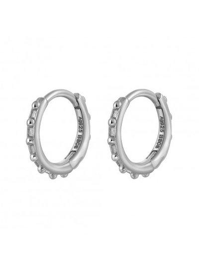 Adamarina Earrings Silber 925