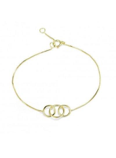 Adamarina Bracelet Rings