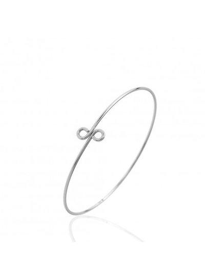 Adamarina Bracelet Silver