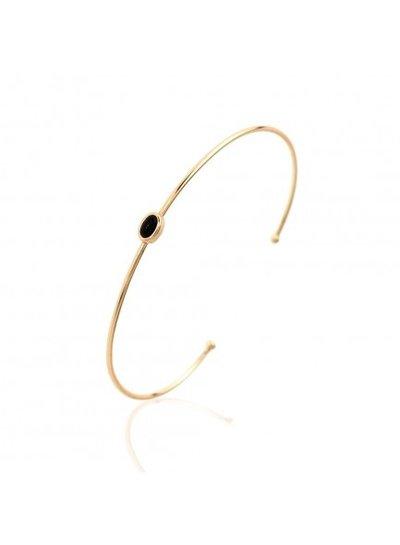 Adamarina Bracelet Oval