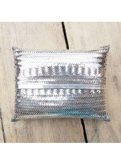 Adamarina 925 Silber Clutch