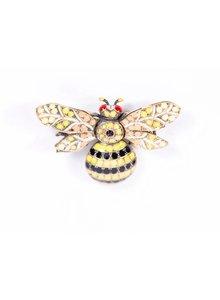Adamarina Brooch Bee Mod. 07