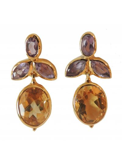 Adamarina Earrings Bolonia 08