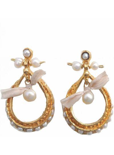 Adamarina Persepolis Earrings