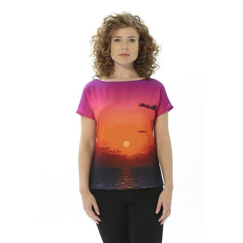 Dreamy Sunset Top