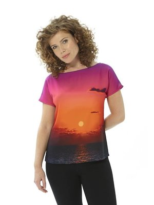 Dreamy Sunset Top