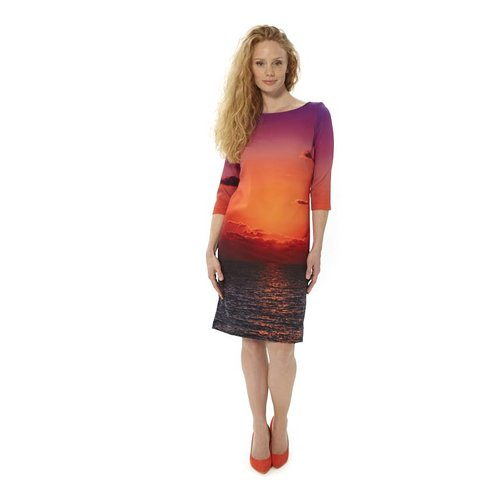 Dreamy Sunset Dress
