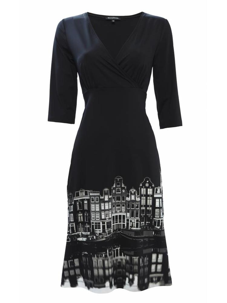 Amsterdam Black Dress