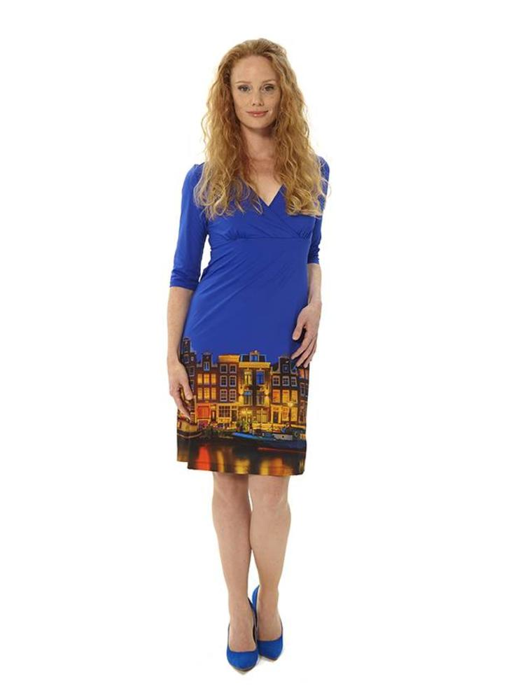 Amsterdam Blue Dress