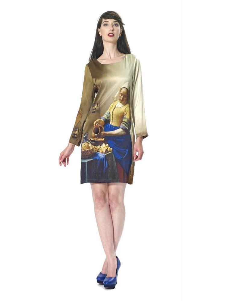 The Milkmaid Dress