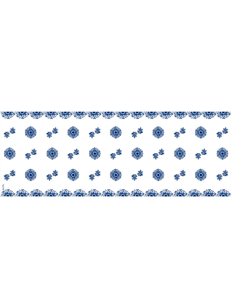 Royal Delft ornament Scarve