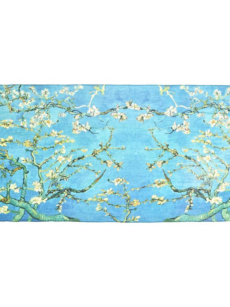 Almond Blossom Scarf